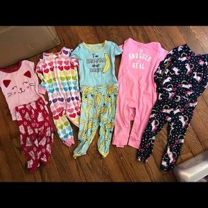 Other - 5 pajama sets